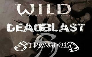 W.i.l.d. (ex-wild Karnivor) + Deadblast + Stronghold - Portobello / CAEN (14) - le 18/11/2017