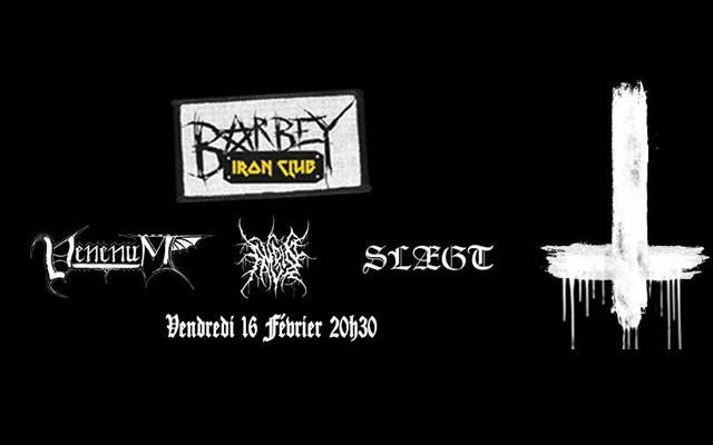 Barbey Iron Club - Club Barbey / Bordeaux (33) - le 16/02/2018