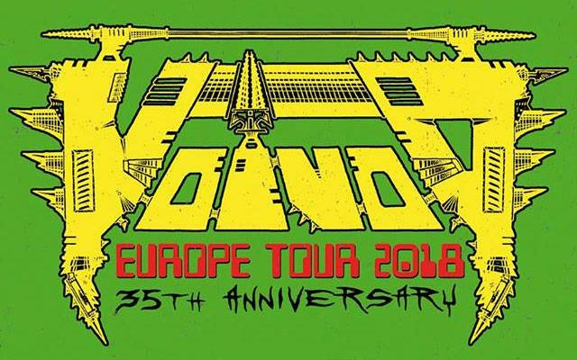 Voivod + Bio-cancer (report)
