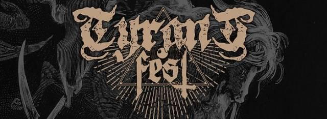 Tyrant Fest - Le 9-9bis / Oignies (62) - le 16/11/2019 (Report)