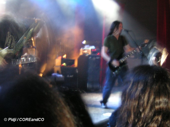 GOJIRA + HOMESTELL - photo1