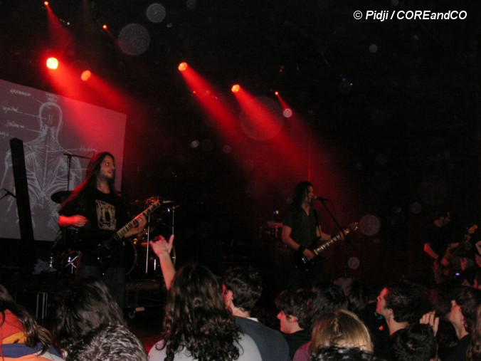 GOJIRA + HOMESTELL - photo5