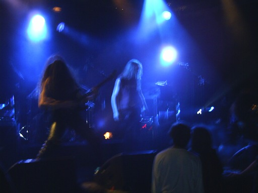 MARDUK + NECRODEATH - photo7
