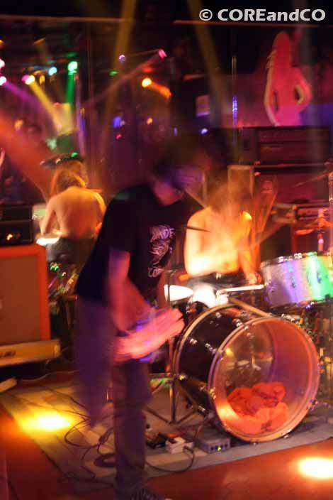 Akimbo + Café flesh - Le Lilo / Tours (37) - le 29/10/2007