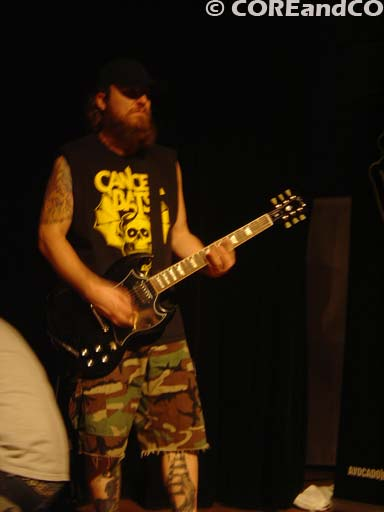 NEVER SAY DIE (COMEBACK KID + PARKWAY DRIVE + CANCER BATS + THIS IS HELL + THE WARRIORS) - photo3