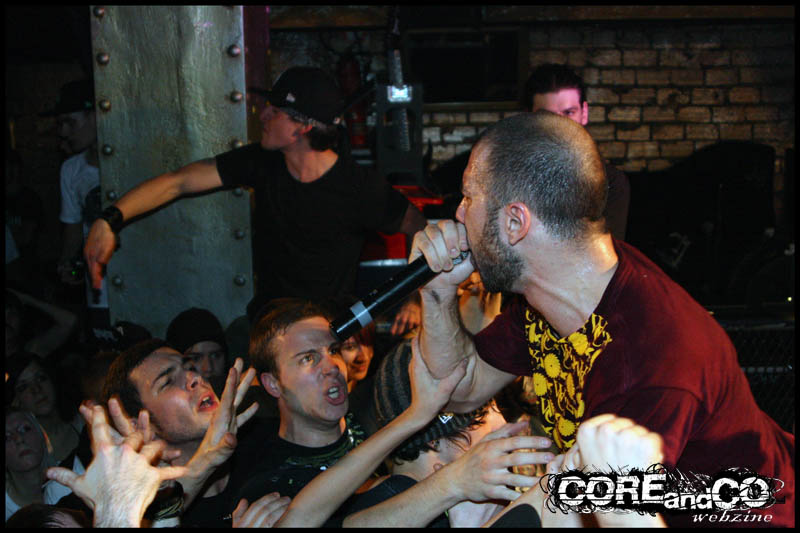 Parkway drive + Unearth + Despised icon + Architects + Protest the Hero + Whitechapel + Carnifex - photo7