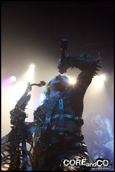 Cradle of Filth + Gorgoroth + Moonspell + Septic Flesh + Asrai - photo1