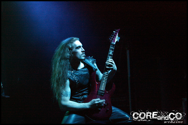 Cradle of Filth + Gorgoroth + Moonspell + Septic Flesh + Asrai - photo2