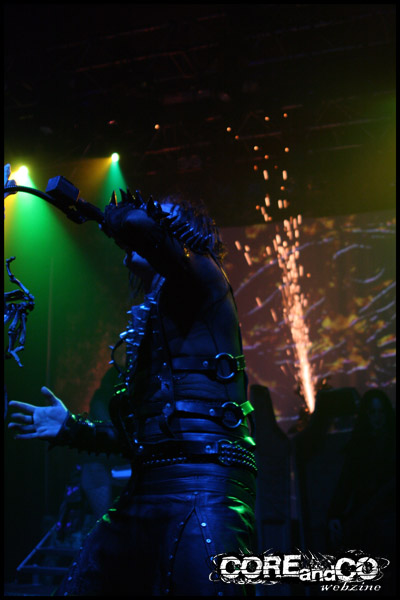 Cradle of Filth + Gorgoroth + Moonspell + Septic Flesh + Asrai - photo3