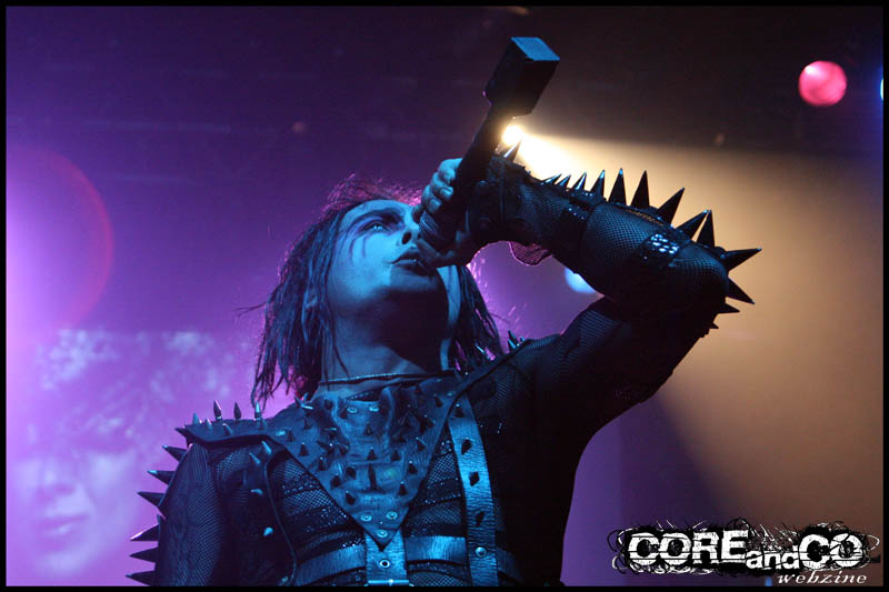 Cradle of Filth + Gorgoroth + Moonspell + Septic Flesh + Asrai - photo4
