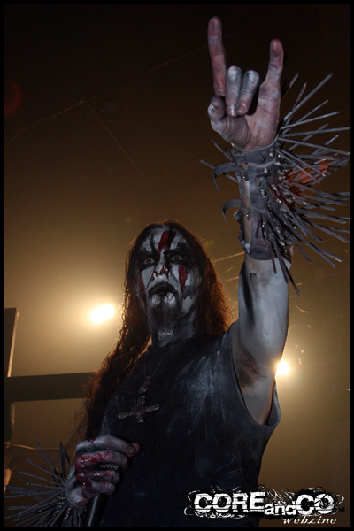 Cradle of Filth + Gorgoroth + Moonspell + Septic Flesh + Asrai - photo6