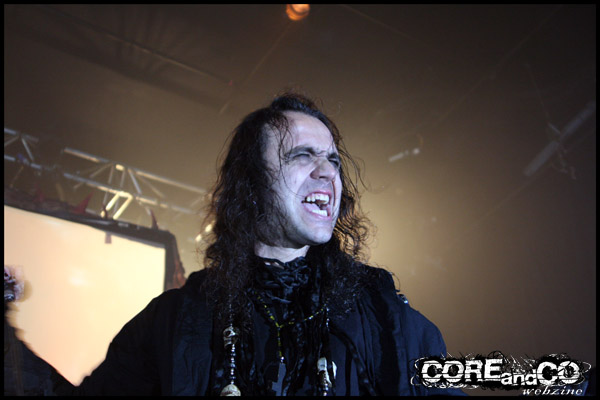 Cradle of Filth + Gorgoroth + Moonspell + Septic Flesh + Asrai - photo9