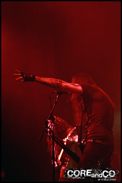 Cradle of Filth + Gorgoroth + Moonspell + Septic Flesh + Asrai - photo12
