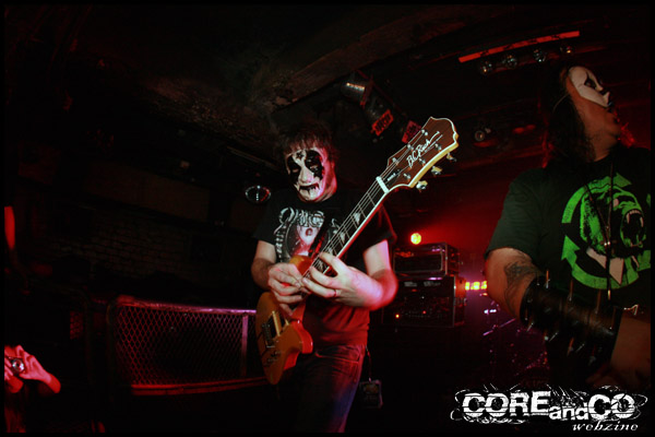 The Black Dahlia Murder + Sylosis + Cephalic Carnage + Psycroptic - photo5