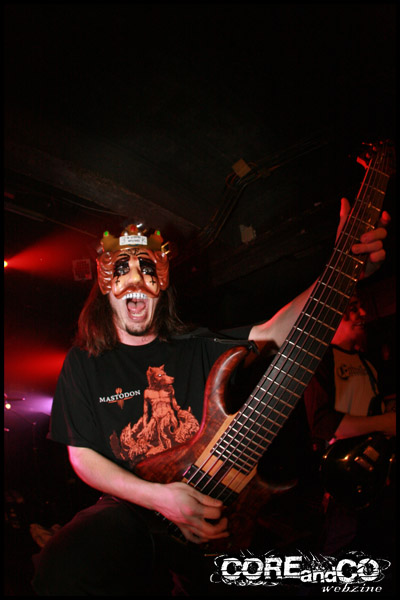 The Black Dahlia Murder + Sylosis + Cephalic Carnage + Psycroptic - photo7