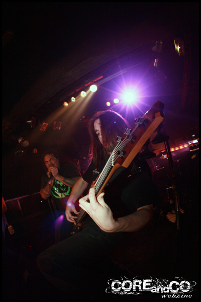 The Black Dahlia Murder + Sylosis + Cephalic Carnage + Psycroptic - photo8