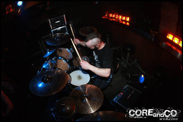 The Black Dahlia Murder + Sylosis + Cephalic Carnage + Psycroptic - photo11