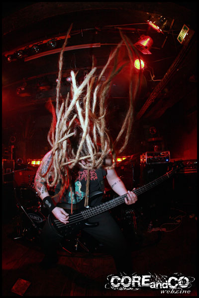 The Black Dahlia Murder + Sylosis + Cephalic Carnage + Psycroptic - photo4