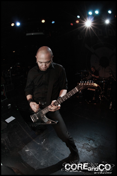 Danko Jones + Backyard Babies - Le Trabendo / Paris - le 25/03/2009