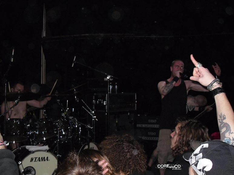 The Black Dahlia Murder + 3 Inches Of Blood + Necrophobic + Obscura + The Faceless + Carnifex + Ingested - photo7