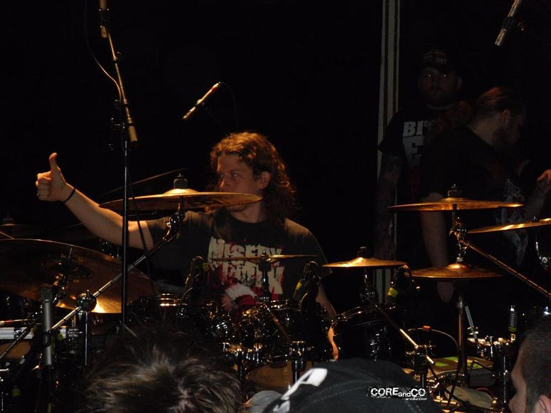 The Black Dahlia Murder + 3 Inches Of Blood + Necrophobic + Obscura + The Faceless + Carnifex + Ingested - photo14