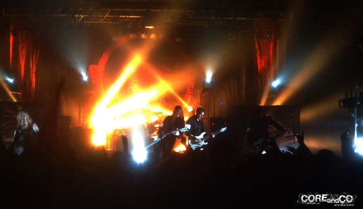 SAMAEL + Arch Enemy + Dylath-Leen + Klang!!! - photo2