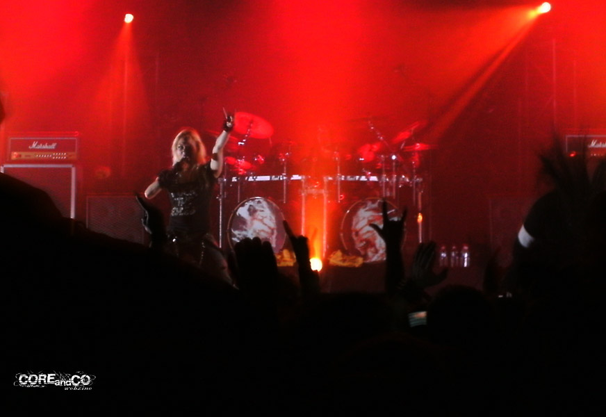 SAMAEL + Arch Enemy + Dylath-Leen + Klang!!! - photo3