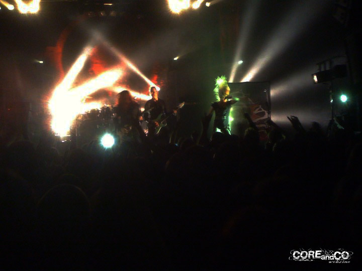 SAMAEL + Arch Enemy + Dylath-Leen + Klang!!! - photo4