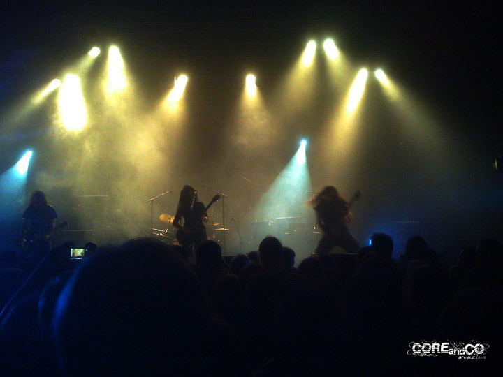 SAMAEL + Arch Enemy + Dylath-Leen + Klang!!! - photo5