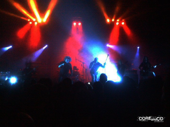 SAMAEL + Arch Enemy + Dylath-Leen + Klang!!! - photo6