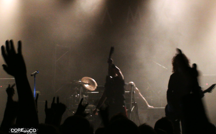 SAMAEL + Arch Enemy + Dylath-Leen + Klang!!! - photo9