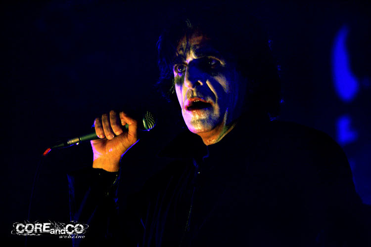 Killing Joke - Le Bataclan / Paris (75) - le 27/09/2010