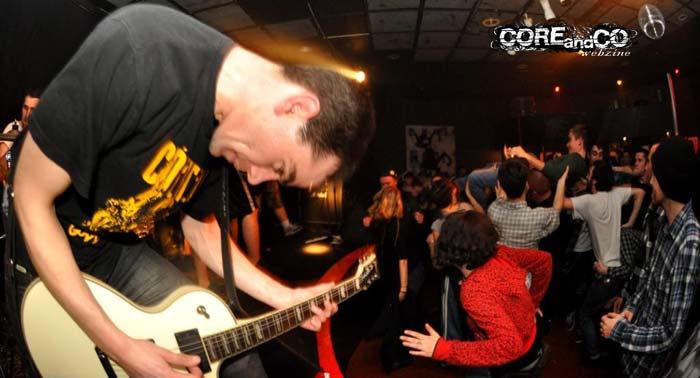 HellBurnsAway + Cityscover - Espace Léo Ferré / Brest - le 15/01/2011
