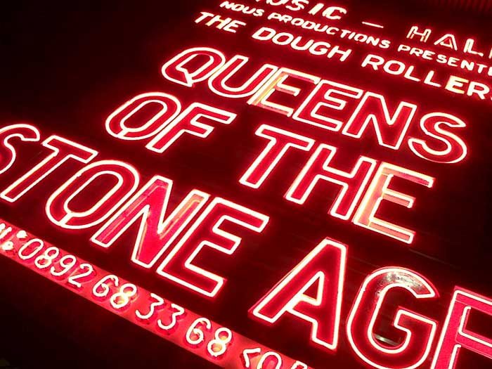 Queens of the stone age - Olympia / Paris - le 23/05/2011