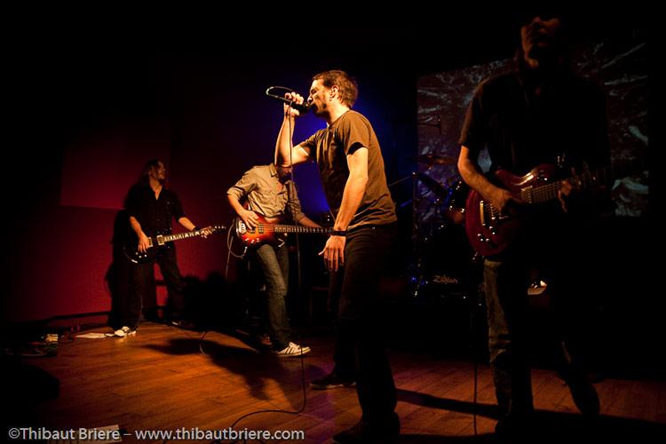 Klone - Studio Sextan / Malakoff - le 21/10/2011