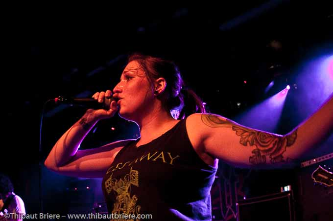 Sick Of It All + All For Nothing + Shai Hulud - La Maroquinerie / Paris (75) - le 25/10/2011