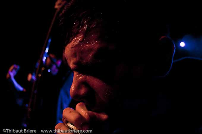 Sick Of It All + All For Nothing + Shai Hulud - photo22