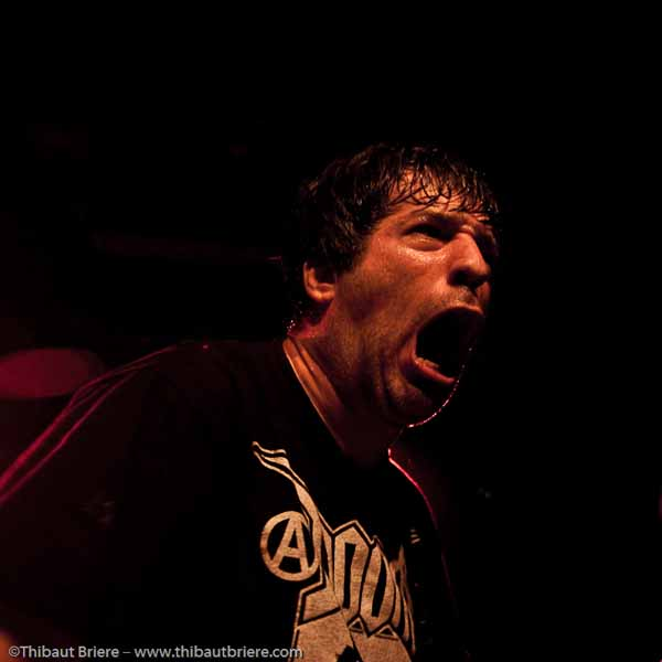 Sick Of It All + All For Nothing + Shai Hulud - photo32