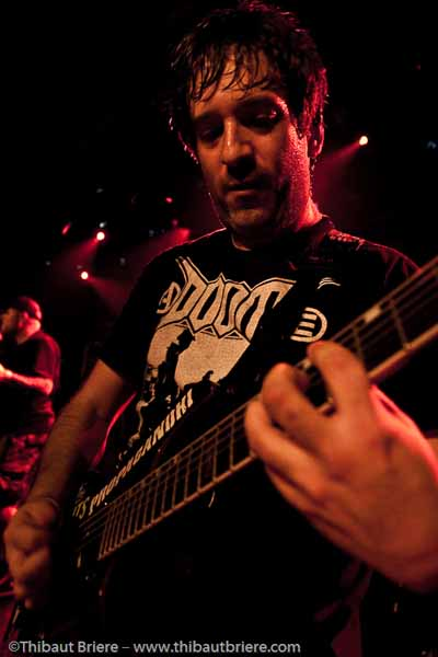 Sick Of It All + All For Nothing + Shai Hulud - photo33