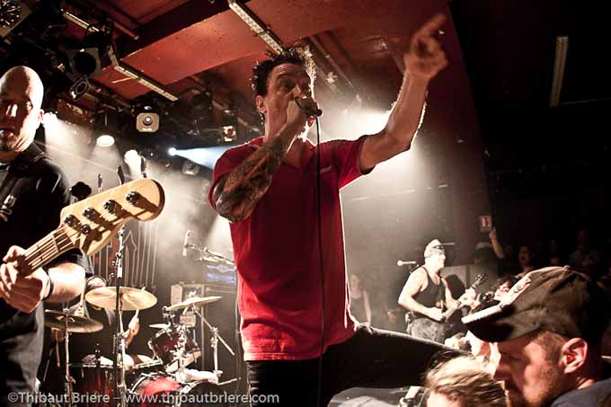 Sick Of It All + All For Nothing + Shai Hulud - photo47