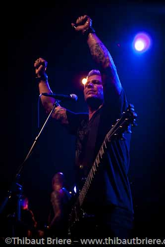 Crushing Caspars + Terror + Lionheart + Biohazard + Walls Of Jericho + Suicidal Tendencies - photo2