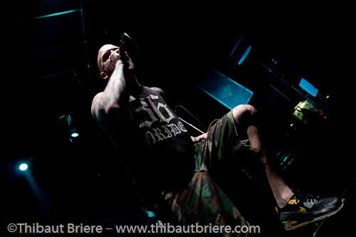 Crushing Caspars + Terror + Lionheart + Biohazard + Walls Of Jericho + Suicidal Tendencies - photo59