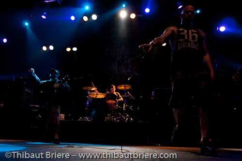 Crushing Caspars + Terror + Lionheart + Biohazard + Walls Of Jericho + Suicidal Tendencies - photo62
