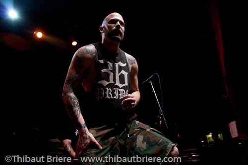 Crushing Caspars + Terror + Lionheart + Biohazard + Walls Of Jericho + Suicidal Tendencies - photo69