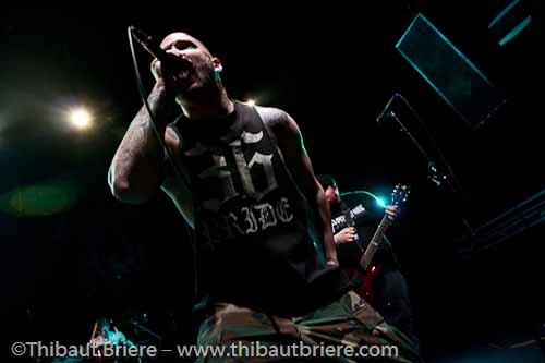 Crushing Caspars + Terror + Lionheart + Biohazard + Walls Of Jericho + Suicidal Tendencies - photo79