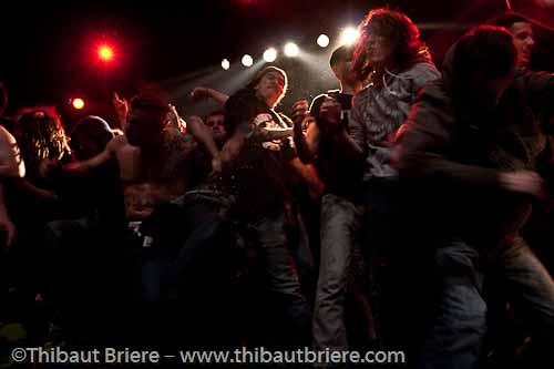 Crushing Caspars + Terror + Lionheart + Biohazard + Walls Of Jericho + Suicidal Tendencies - photo98
