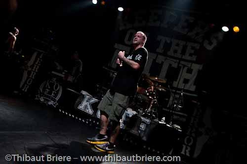 Persistence Tour 2012 - Le Bataclan / Paris - le 30/01/2012