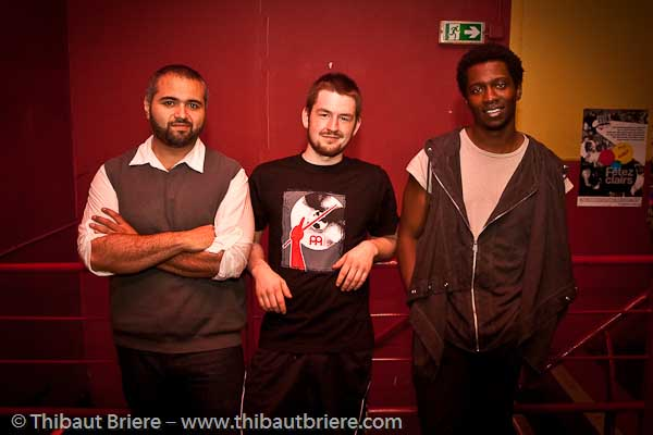 Animals As Leaders - Batofar / Paris - le 03/04/2012