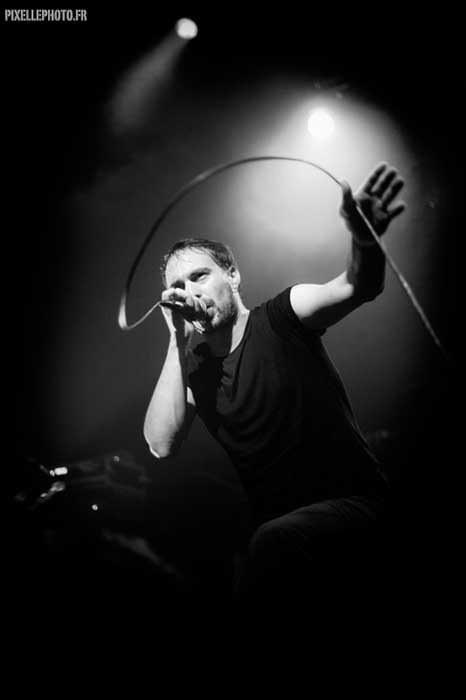 Gojira + Trepalium + Klone - photo14