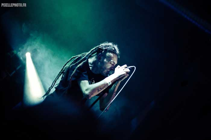 Gojira + Trepalium + Klone - photo20